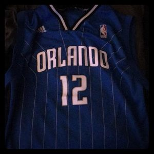 Dwight Howard magic jersey